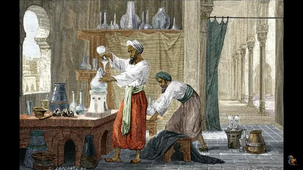 Founder of Alchemy