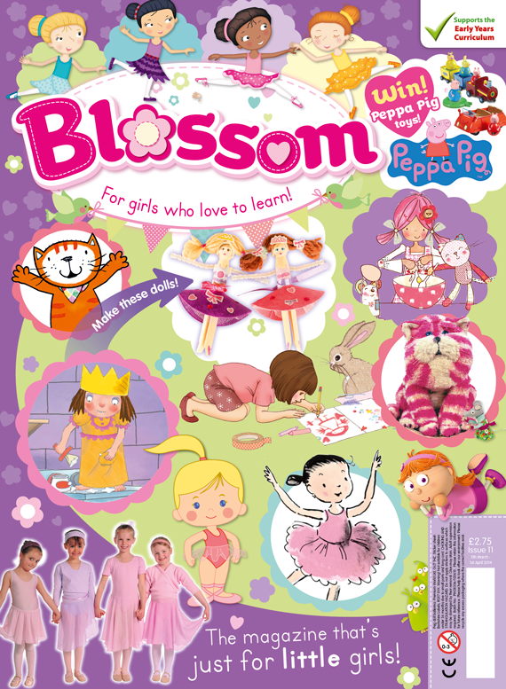 Blossom Magazine: Issue 11