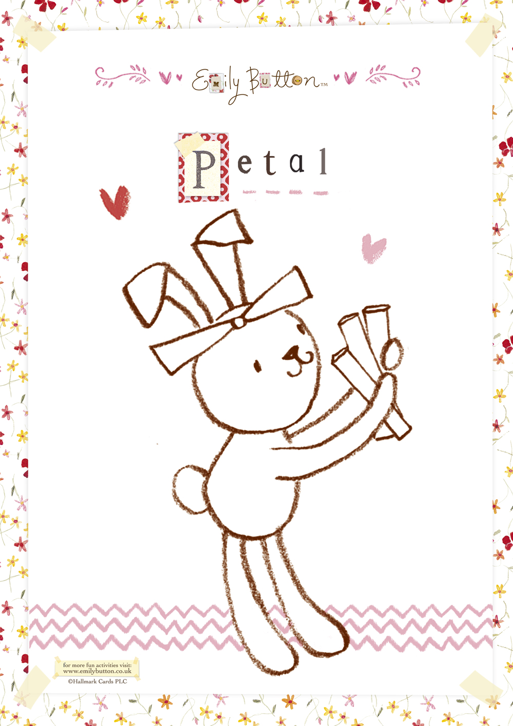 Petal - Download the pdf (548kb)