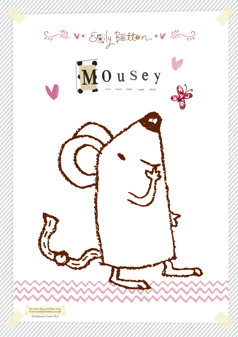 Mousey - Download the pdf (572kb)