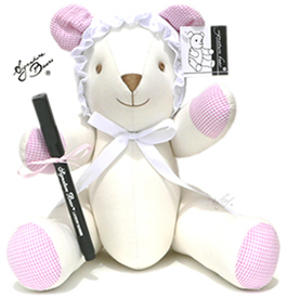 Christening Signature Bear
