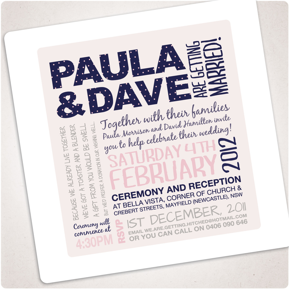invitation design newcastle, nsw Wedding Invitations Newcastle Nsw wedding invitation design wedding invitations newcastle nsw