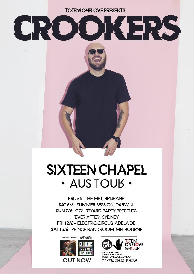 australian tour crookers
