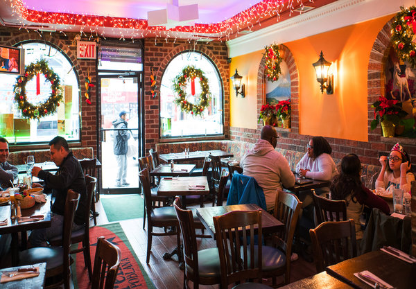 Estrellita Poblana III, a Mexican restaurant on Arthur Avenue. Credit Emon Hassan for The New York Times