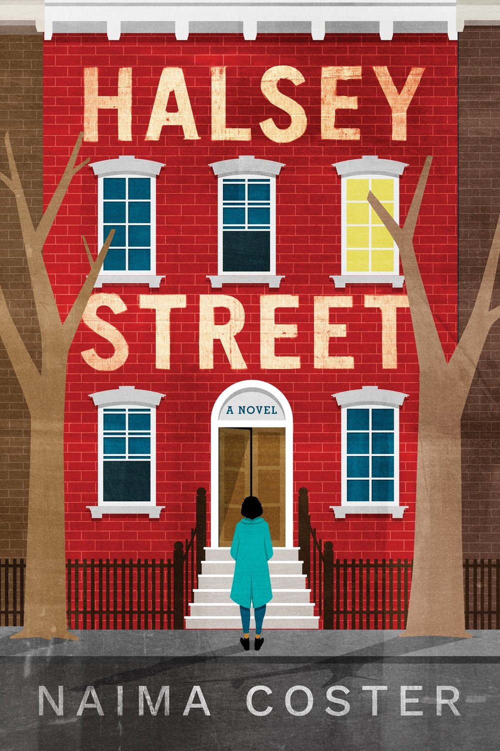 Cover of  Halsey Street.