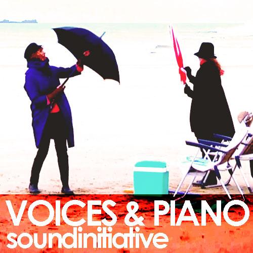 Voices & Piano , ceci n'est pas un concert... 2interprètes & ingénieur son