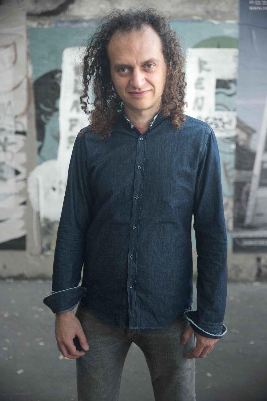 Franco Venturini, piano