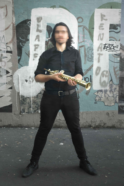 Joshua Hyde, saxophone