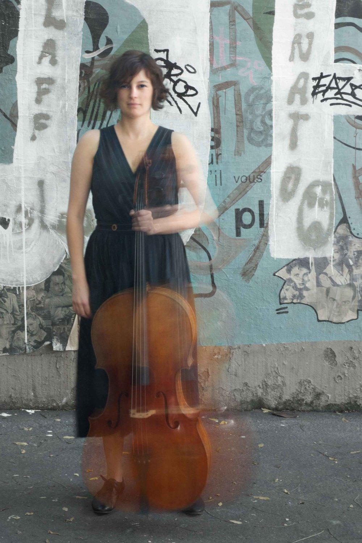 Louise Leverd, violoncelle