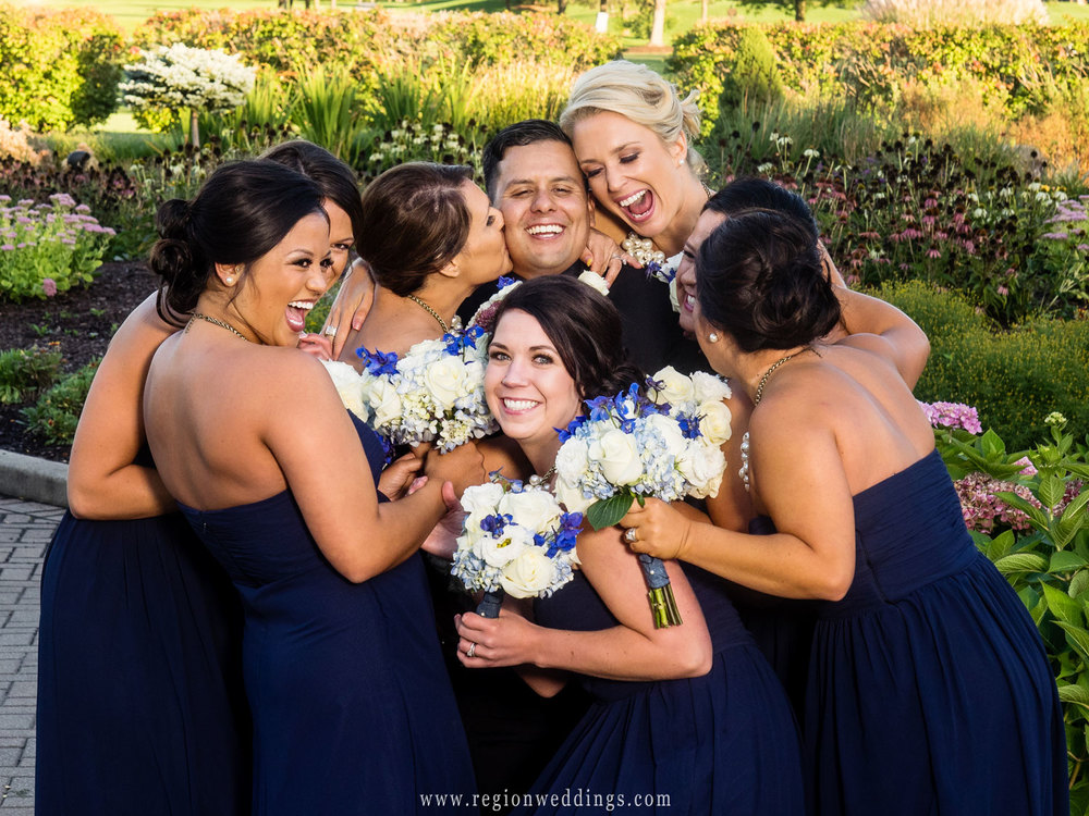 Attack of the Bridesmaids
