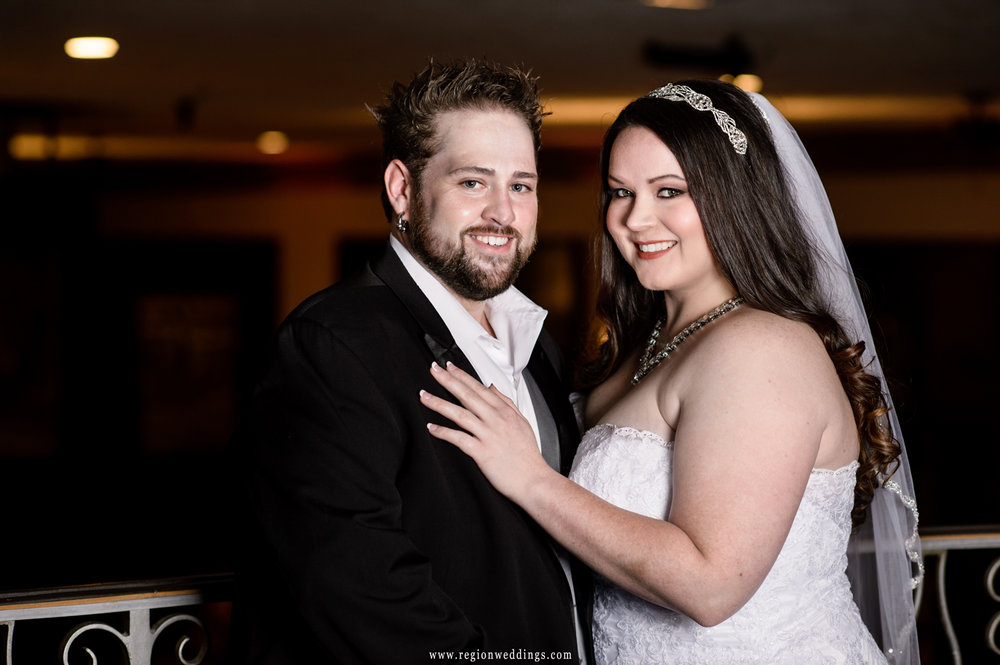 Summer wedding at the allure in laporte indiana region for Laporte indiana phone directory
