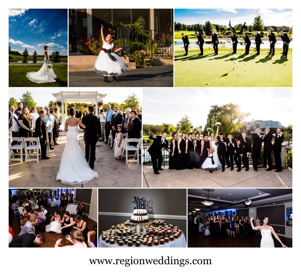 Weddings at White Hawk Country Club.