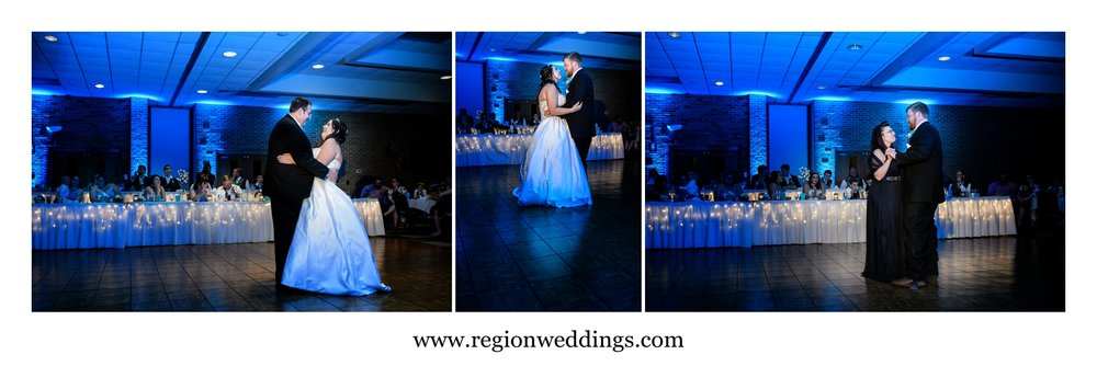 First dances at Casa Maria Banquet Hall.