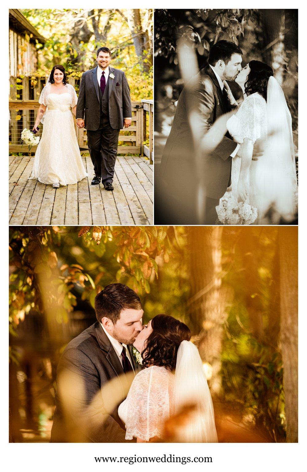 Wedding photos at Spring House Inn.
