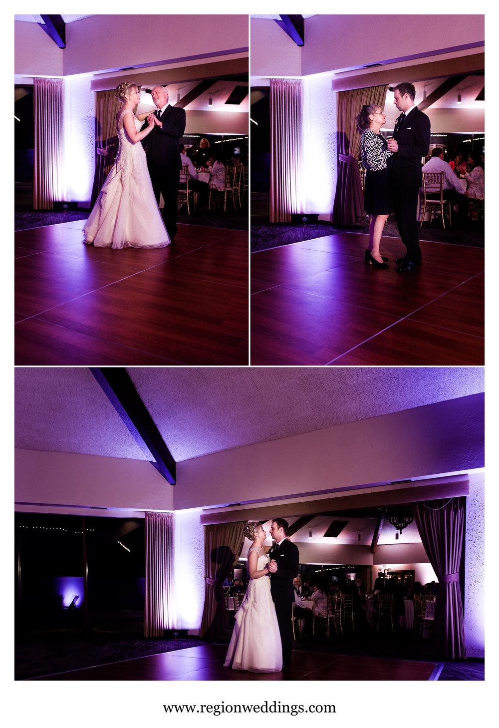 First dances at Briar Ridge.