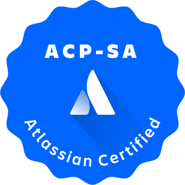 Atlassian Certified ProfessionalSystem Administrator