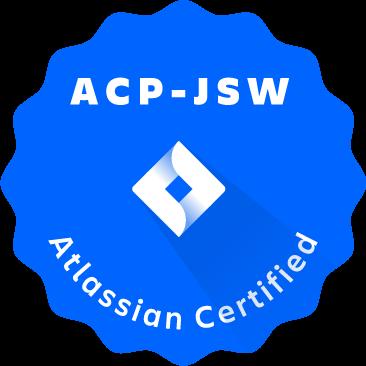 Atlassian Certified Agile Development with Jira Software