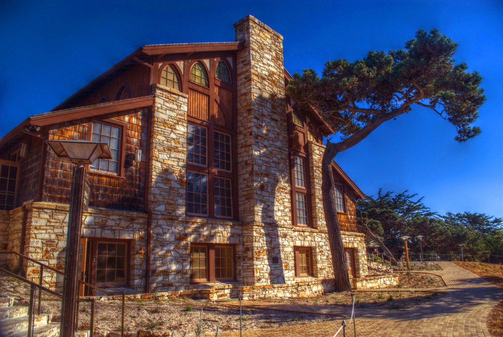 Asilomar Conference Center, Julia Morgan, 1913 http://www.flickr.com/photos/whsieh78/10701138794/