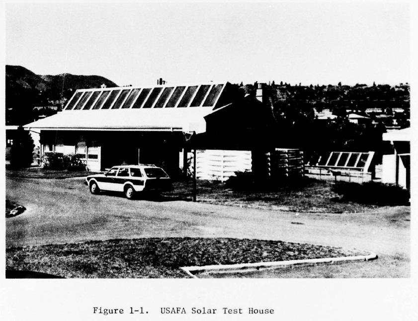 Solar House History