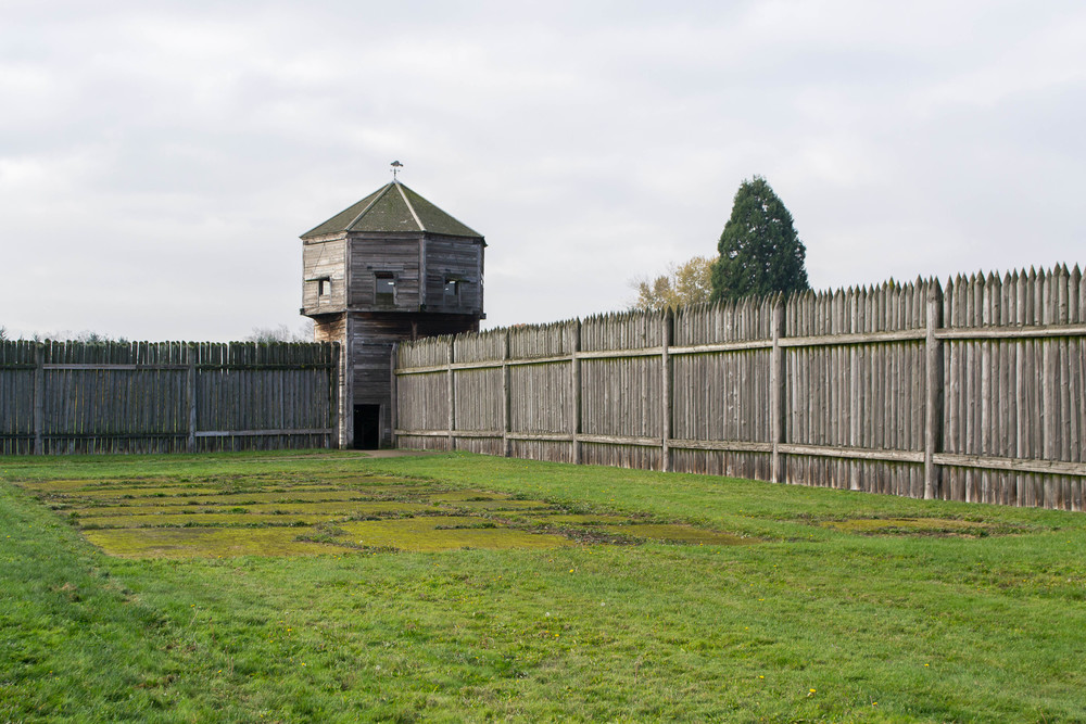 Fort Vancouver. From wikimedia.org