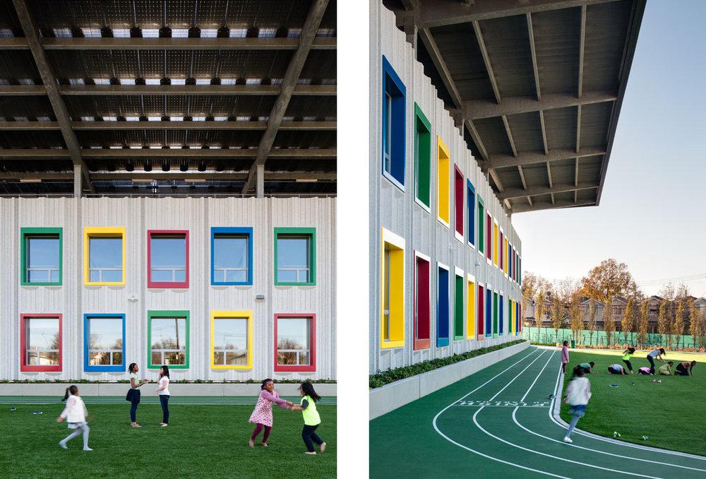 KATHLEEN GRIMM SCHOOL (2015) Staten Island, New York SOM