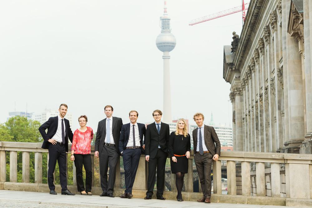 Thomas Rechtsanwälte Foto Team