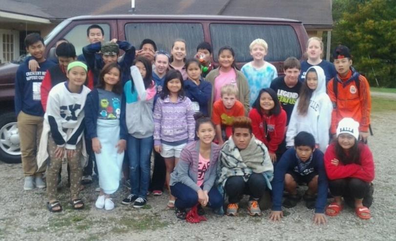 CHBC Youth Retreat - October 5-7, 2014 - Marengo, Indiana