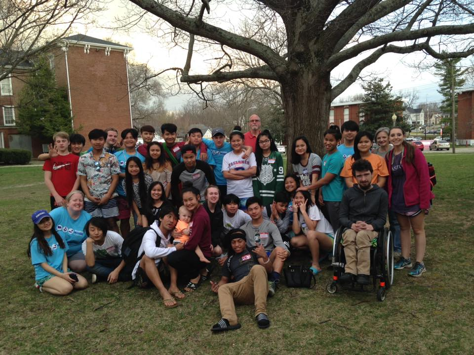 CBF Kentucky Mission Weekend at Georgetown College