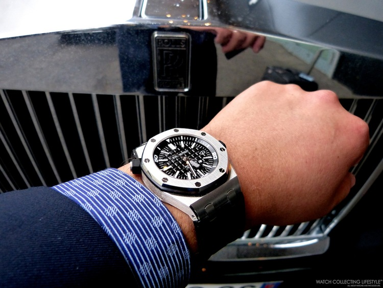 Encounter: The Rolls-Royce Phantom at Baselworld — WATCH COLLECTING