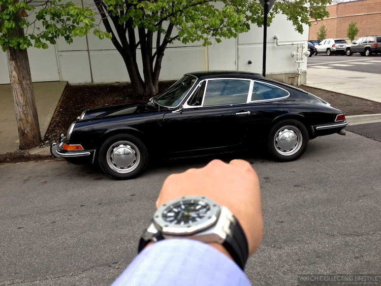 Encounter: Porsche 911 circa 1966. A Glimpse of the Past. — WATCH ...