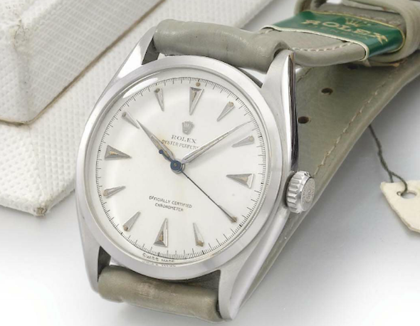 Rolex ref. 6084. Image from Christie's.