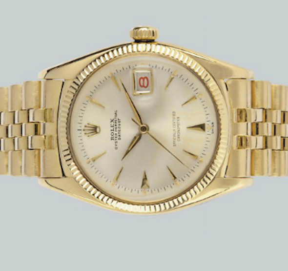 Rolex ref. 6305. Image from Christie's.