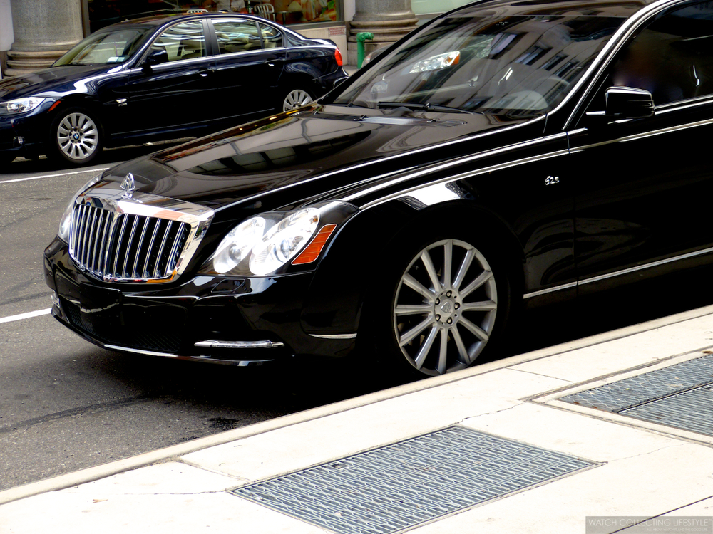 Encounter Maybach 62s One Of The Last Ones Ever Made