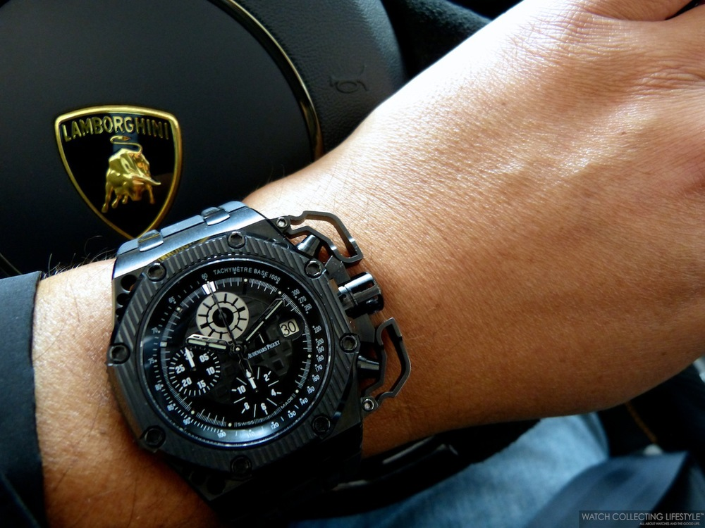 Insider audemars piguet royal oak offshore survivor the most revolutionary offshore watch for Royal oak offshore survivor