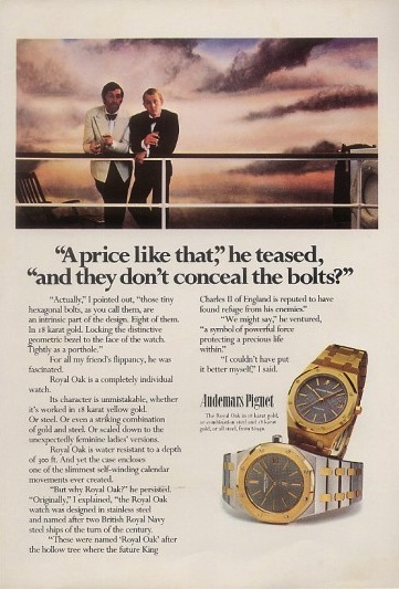 Royal Oak Advertisement circa 1979.