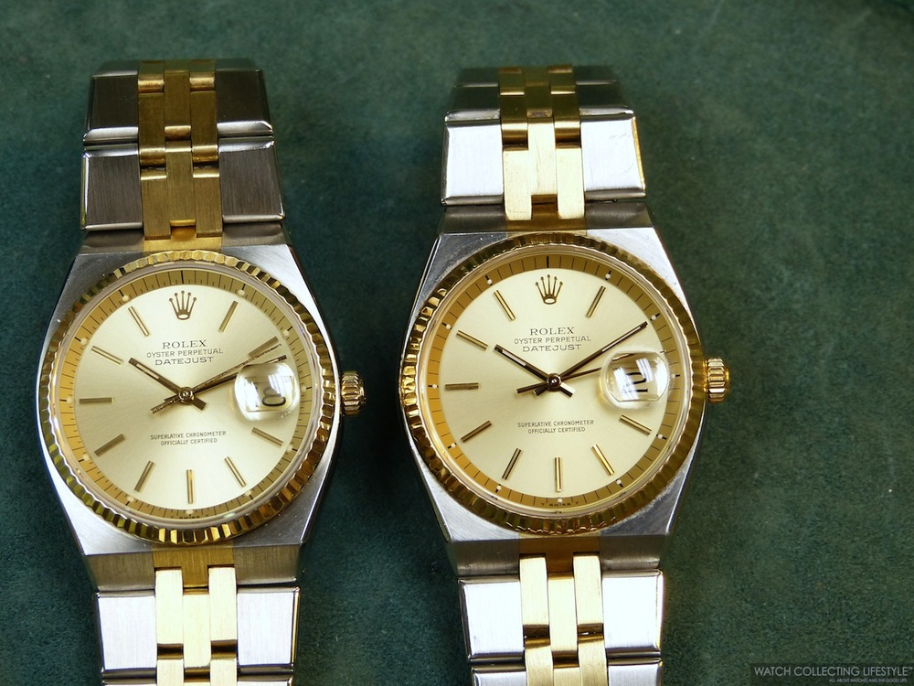 Rare Bird Rolex Oyster Perpetual Datejust Ref 1630 The
