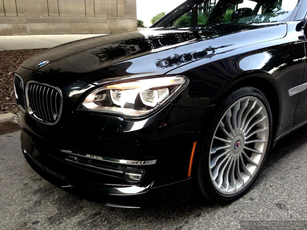 Insider BMW Alpina B7 A Powerful And Elegant Sedan Like No Other