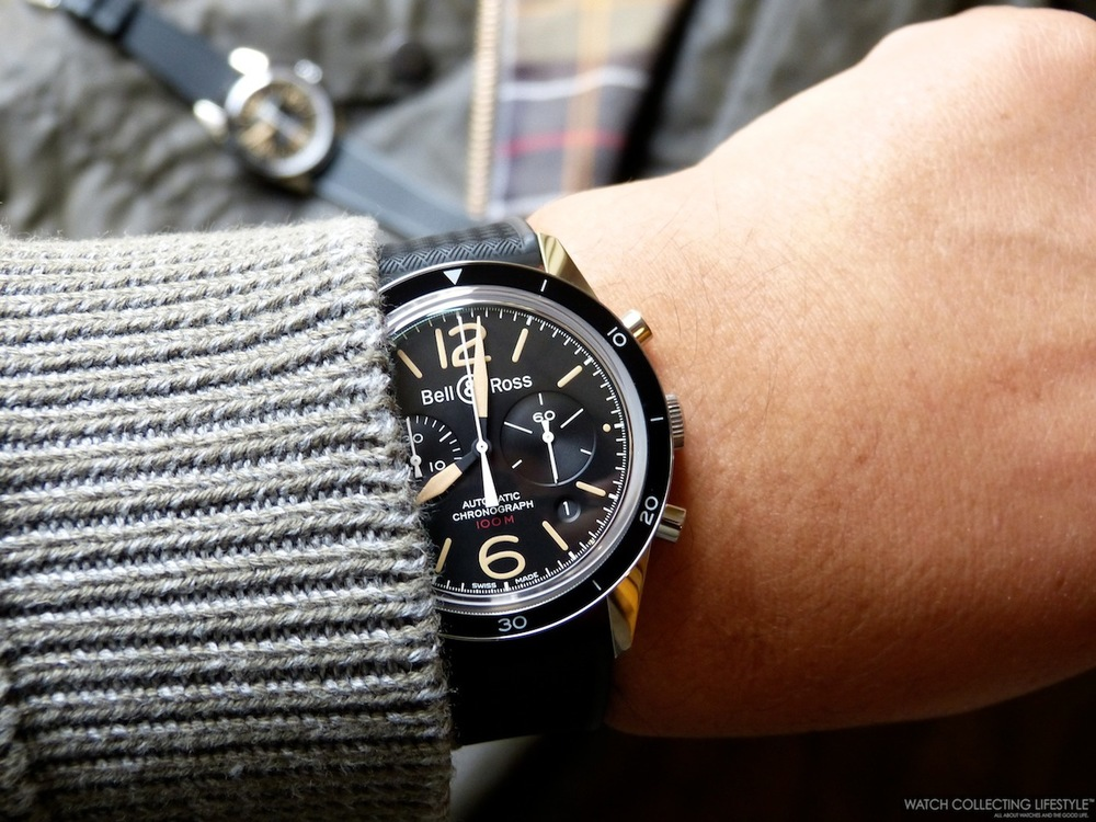 bell and ross vintage 126