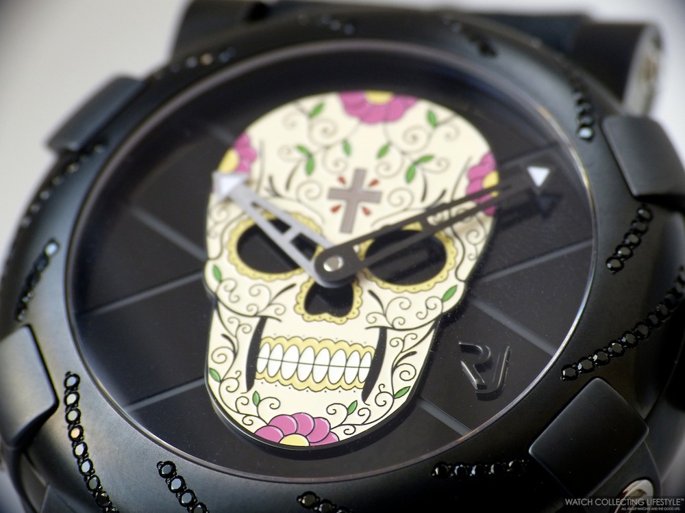 c4d4dfaf6 Insider: Romain Jerome 'Día de los Muertos' Limited Edition. Celebrating  One of Mexico's Most Important Holidays.