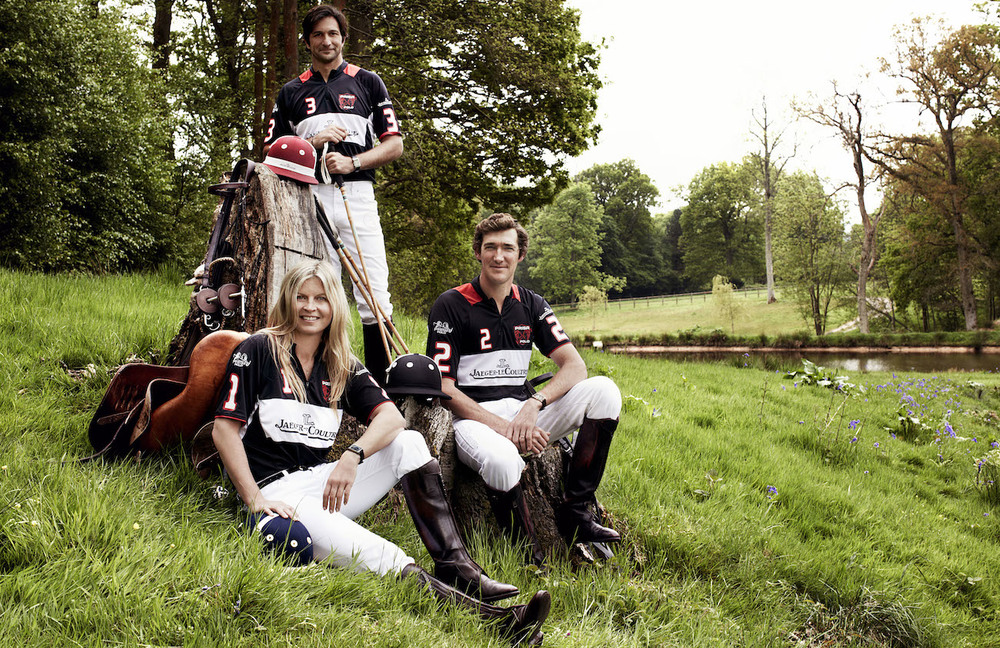 Jaeger-LeCoultre Polo ambassadors Clare Milford Haven, Eduardo Novillo Astrada, Luke Tomlinson @Astrid Munoz copy.jpg