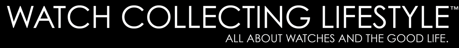 WATCH COLLECTING LIFESTYLE