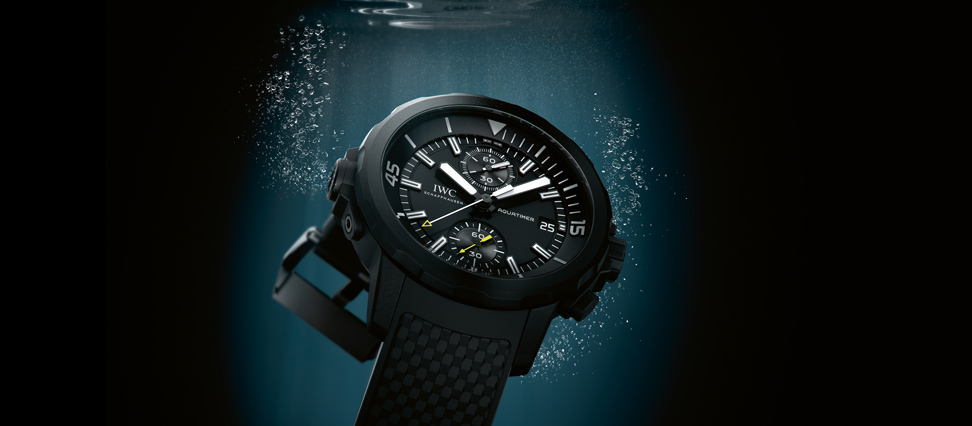"Aquatimer Chronograph Edition ""Galapagos Islands"" Ref. IW379502"