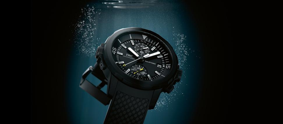 """Aquatimer Chronograph Edition """"Galapagos Islands"""" Ref. IW379502"""