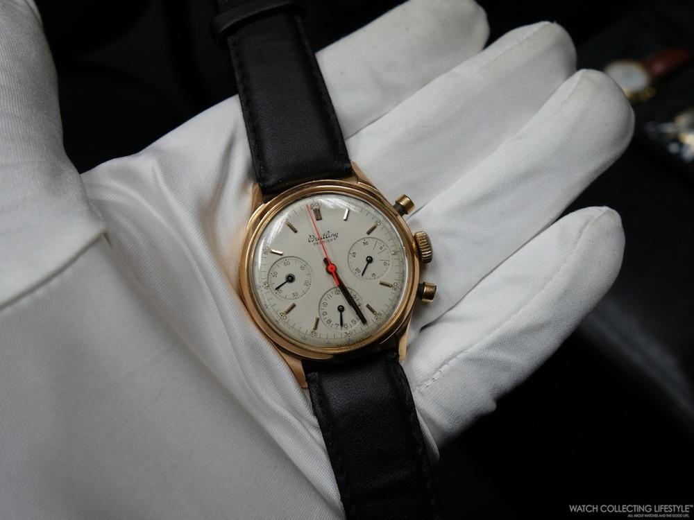 Breitling Premier Chronograph ref. 788