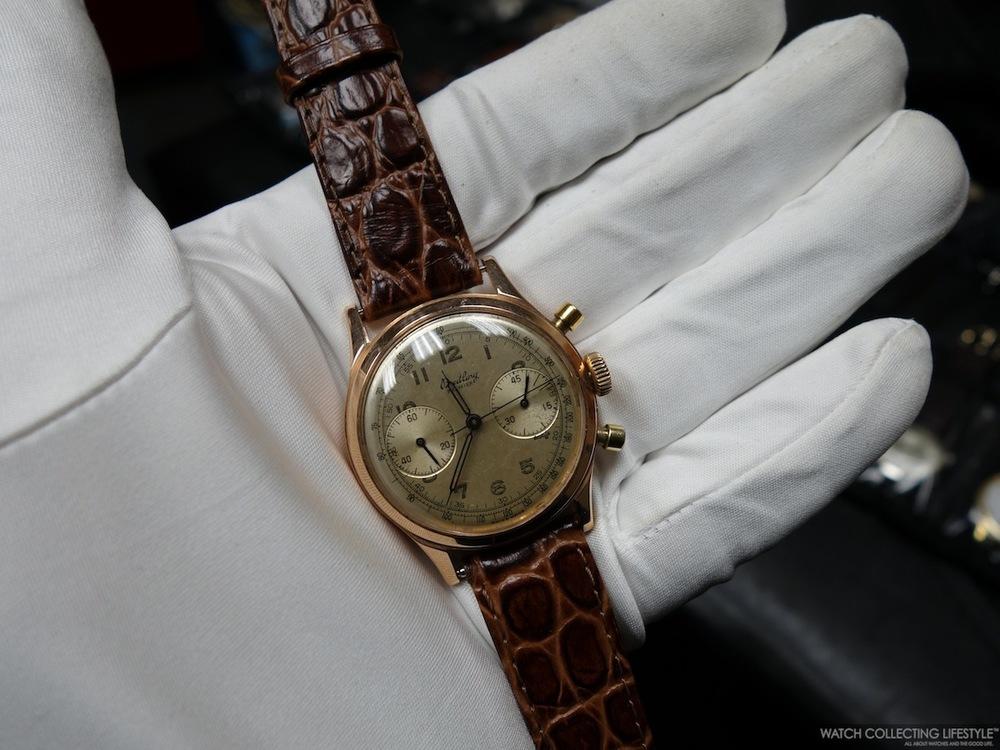 Breitling Premier Chronograph ref. 777
