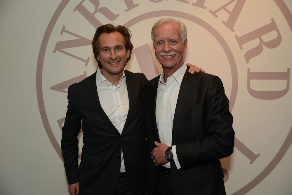 Bruno Grande and Captain Sullenberger.jpg