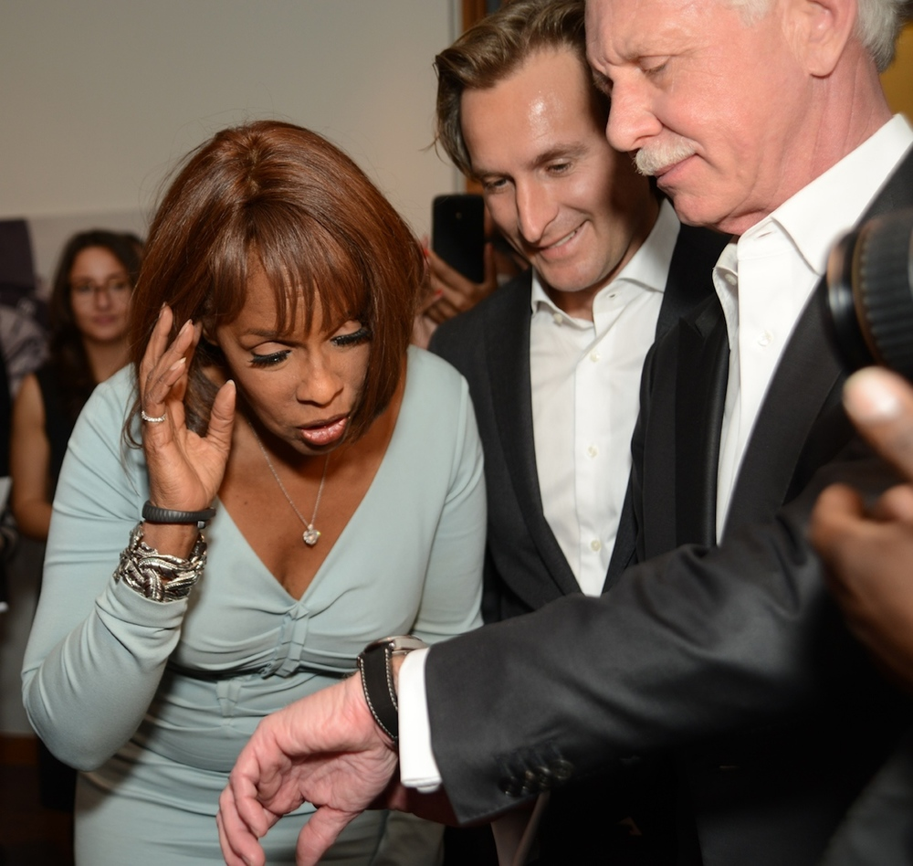 Gayle King, Bruno Grande, Captain Sullenberger.jpg