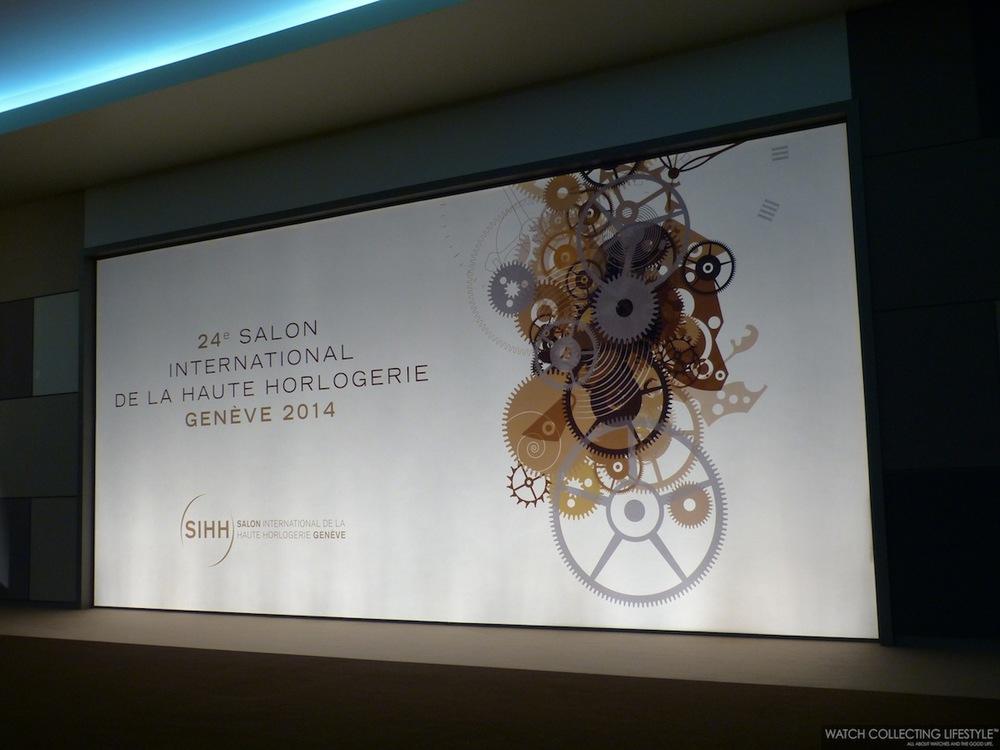 Sihh 2014 experience the salon international de la haute - Salon international de la haute horlogerie ...