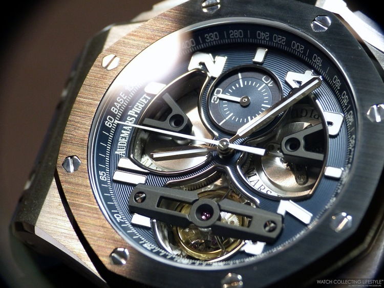 Đồng hồ Audemars Piguet Royal Oak Offshore Tourbillon Chronograph 26388PO.OO.D027CA.01