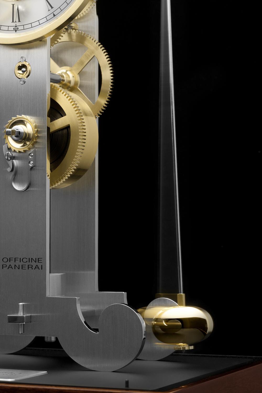 Insider Panerai Galileo Galilei S Pendulum Clock Pam 500